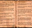 Tazgol's Vision Quest
