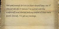 Journal Fragment