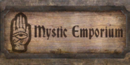 TESIV Sign MysticEmporium