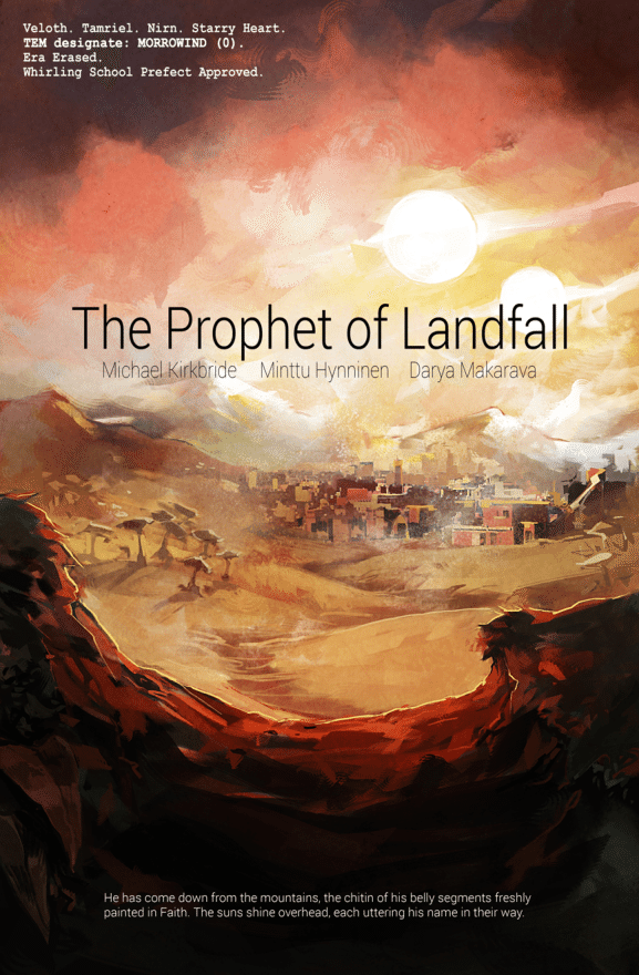 The Prophet of Landfall 1
