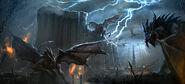 TES Online Dark Anchor Destruction