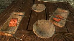 Silverware in Skyrim