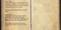 Arraj's Journal
