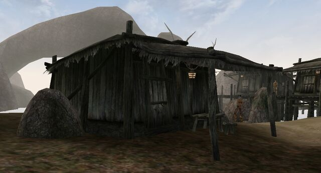 File:TES3 Morrowind - Khuul - Miron Garer's Shack exterior.jpg