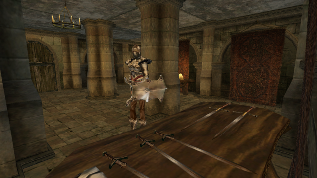 File:Tel Vos, Barracks and Armorys - Interior - Morrowind.png