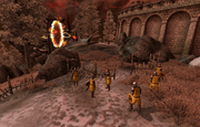 Bruma Gate Attack
