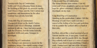 The Archcanon's Journal