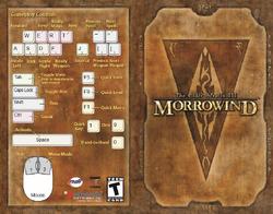 The Elder Scrolls III Morrowind Manual