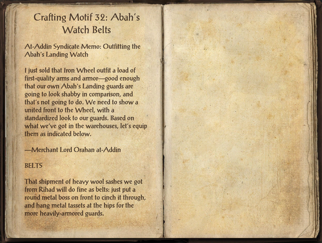 File:Crafting Motifs 32, Abah's Watch Belts.png