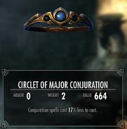 Circlet of Major Conjuration