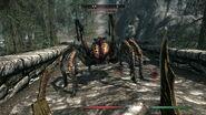 Poisoned Spider