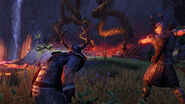 HotR BloodRoot forge 3 Morrowind