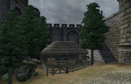 Battlehorn Castle Stable