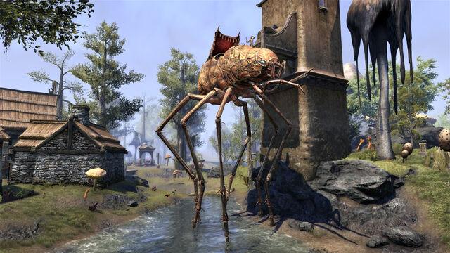 File:Morrowind silt strider.jpg