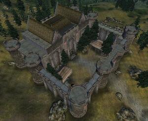 Battlehorn Aerial