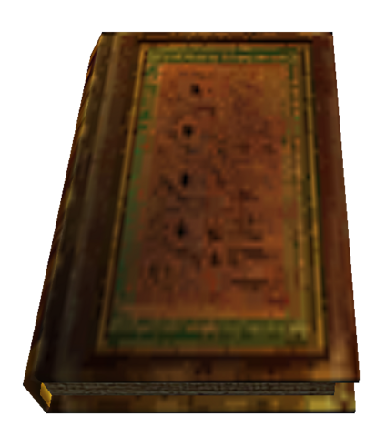 File:TES3 Morrowind - Book - Quarto 01.png
