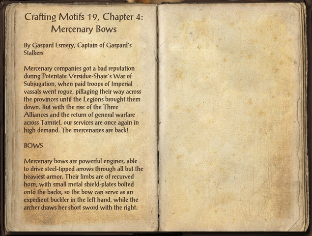 File:Crafting Motifs 19, Chapter 4, Mercenary Bows.png