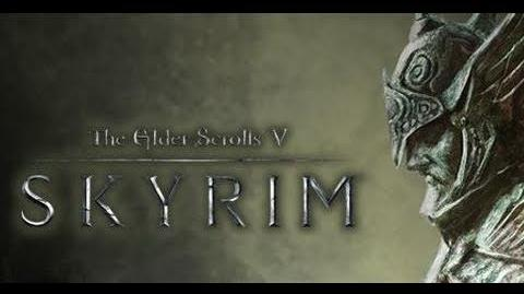 Elder Scrolls V Skyrim Official Gameplay Trailer