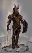 TESV Concept Orcish Armor 3