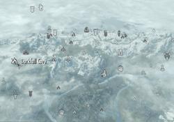 Darkfall Cave Map