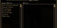 Spellmaking (Morrowind)