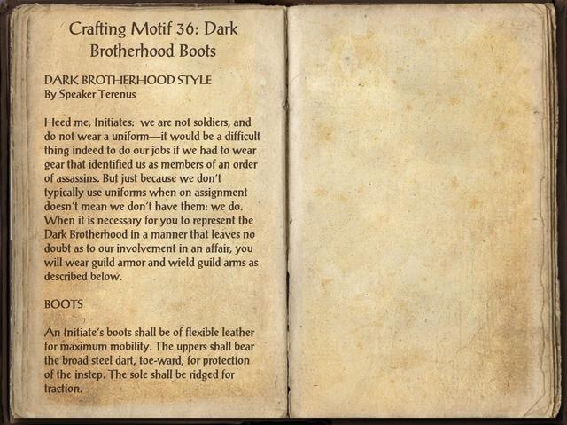 File:Crafting Motifs 36, Dark Brotherhood Boots.png