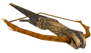 BM Huntsman Crossbow weapon