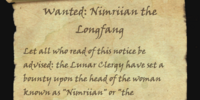 Wanted: Nimriian the Longfang