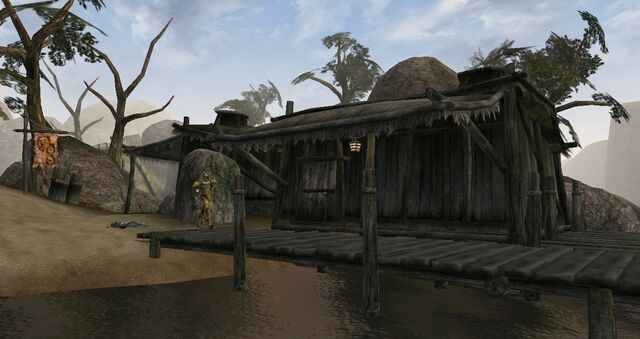 File:TES3 Morrowind - Khuul - Helga's Shack exterior.jpg