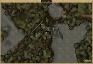 Gnaar Mok - Local Map - Morrowind