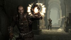Dawnguard-magic