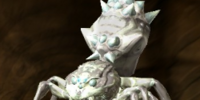 Jumping Frost Spider (Scroll)