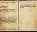 Racial Motifs 34: Assassin's League
