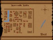 Norvulk Hills full map