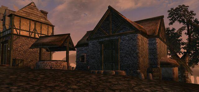 File:TES3 Morrowind - Pelagiad - Murberius Harmevus' House exterior.jpg
