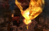 Light the Dragonfires Martin Mehrunes Dagon