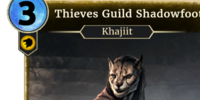 Thieves Guild Shadowfoot