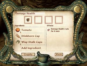 Alchemy Interface