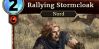 Rallying Stormcloak