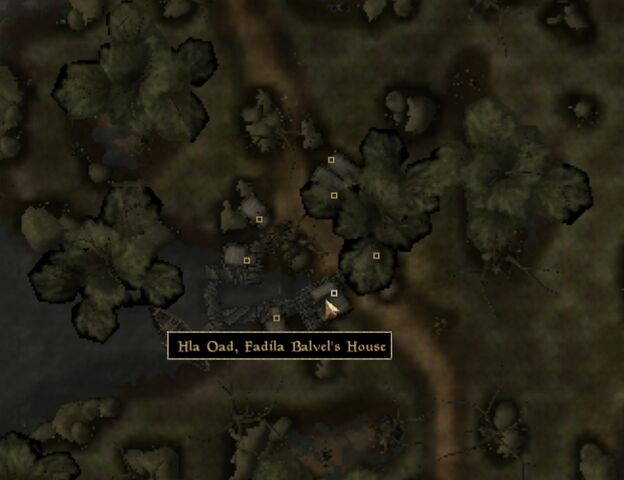 File:TES3 Morrowind - Hla Oad - Fadila Balvel's House - location map.jpg
