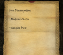 Cure Disease (Potion Recipe)