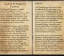 Guide to the Daggerfall Covenant