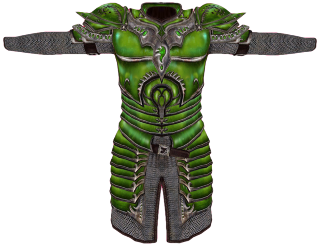 File:Glass Cuirass (Oblivion).png