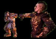 Morrowind PvP Battleground Taunt Emote