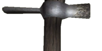 Recently Used Pickaxe