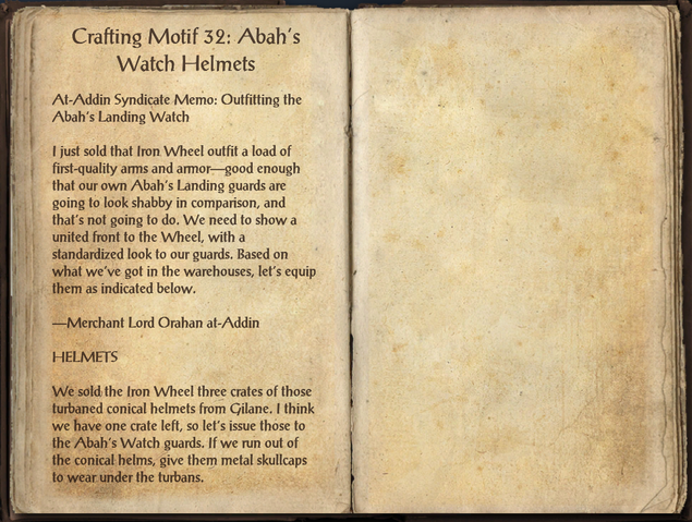 File:Crafting Motifs 32, Abah's Watch Helmets.png