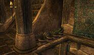 TES3 Morrowind - Balmora - Dura gra-Bol's House interior - key location