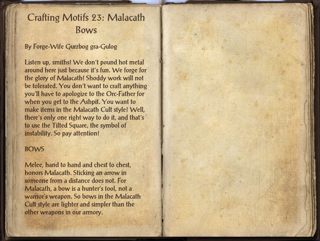 File:Crafting Motifs 23, Malacath Bows.png