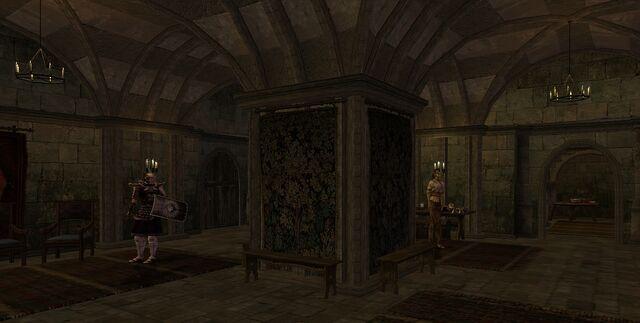 File:TES3 Morrowind - Pelagiad - Fort Pelagiad interior.jpg
