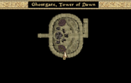 Ghostgate Tower of Dawn Interior Map Morrowind
